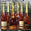 Selection 6x Rose Champagnes