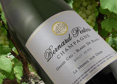 Champagner Bernard Pertois Brut Zero Grand Cru BdB