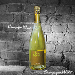 Champagner - Fleury Notes Blanches Brut Nature Biochampagner
